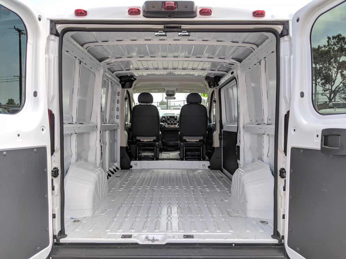 2019 Ram ProMaster 1500 Low Roof Tradesman Cargo Van