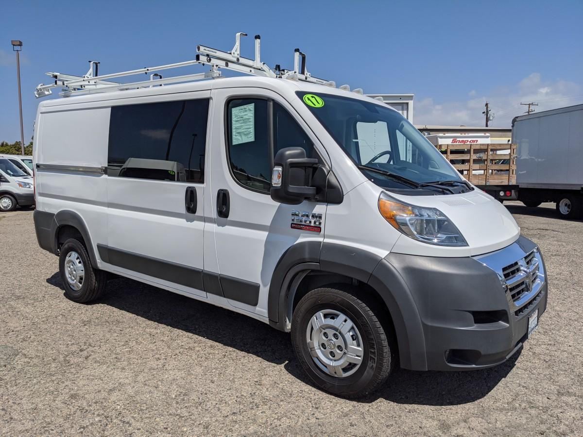 2017 Ram ProMaster 1500 Low Roof Cargo Van in Fountain Valley, CA