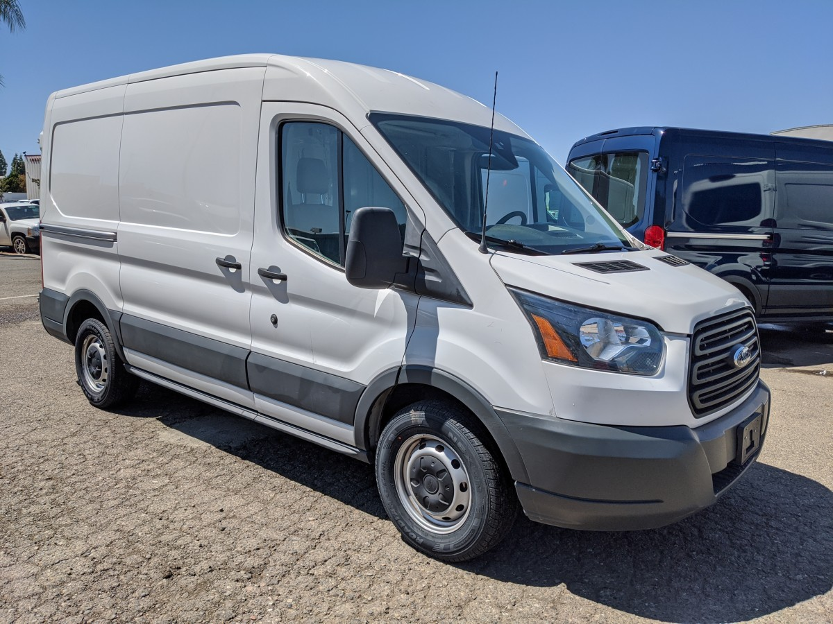 2018 Ford Transit-150 Mid Roof Cargo Van in Fountain Valley, CA