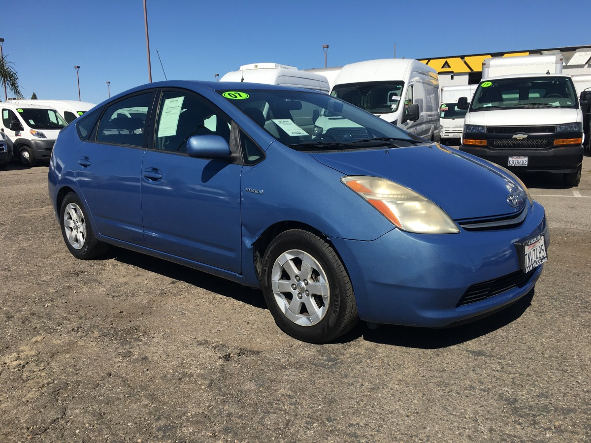 Used 2007 Toyota Prius Hatchback in Fountain Valley, CA
