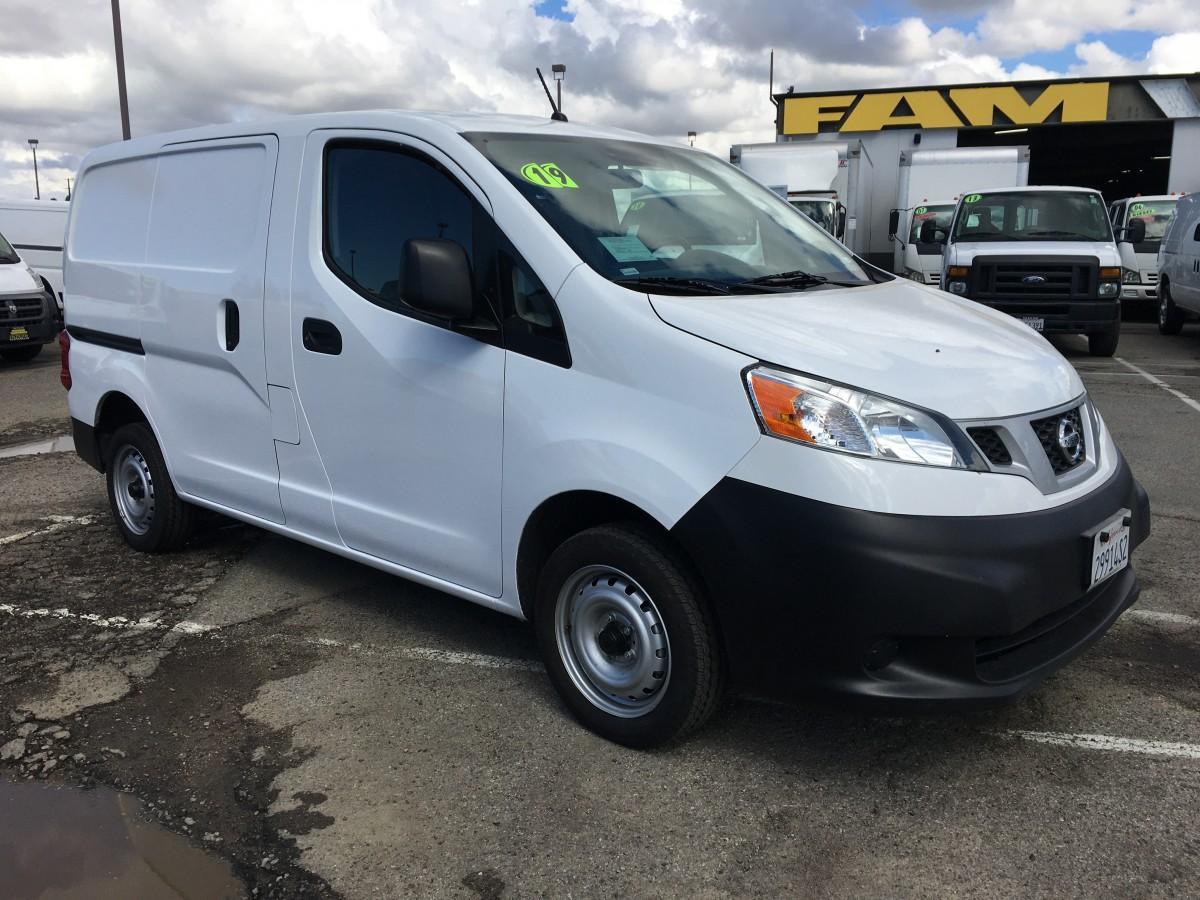 2019 Nissan NV200 Cargo Mini Van in Fountain Valley, CA