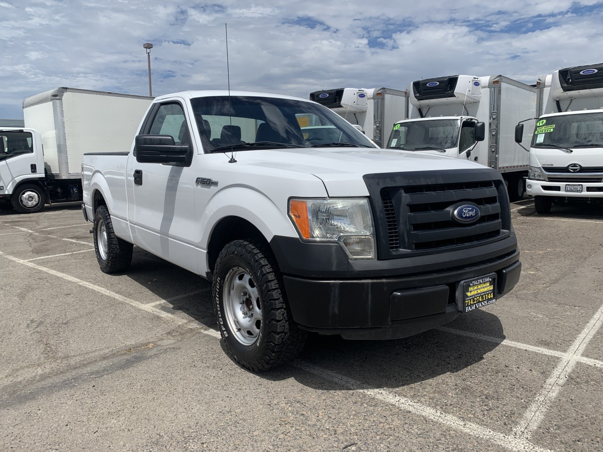 Used 2011 Ford F-150 Pickup Truck in Fountain Valley, CA