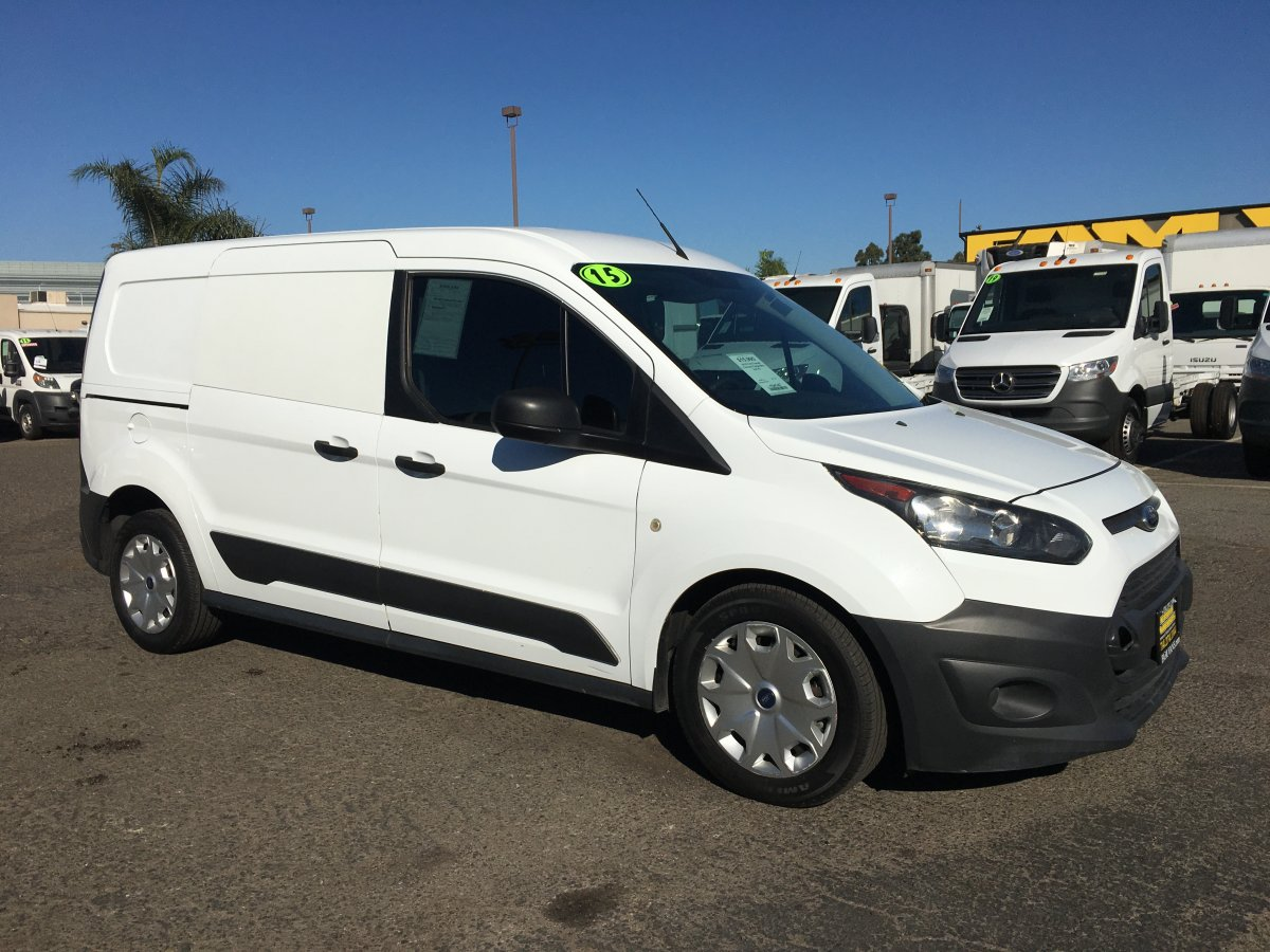 2015 Ford Transit Connect Cargo Mini Van XL  in Fountain Valley, CA