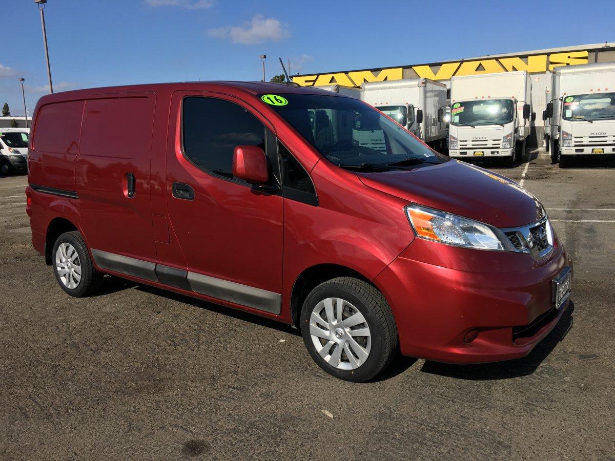2016 Nissan NV200 SV Cargo Mini Van in Fountain Valley, CA