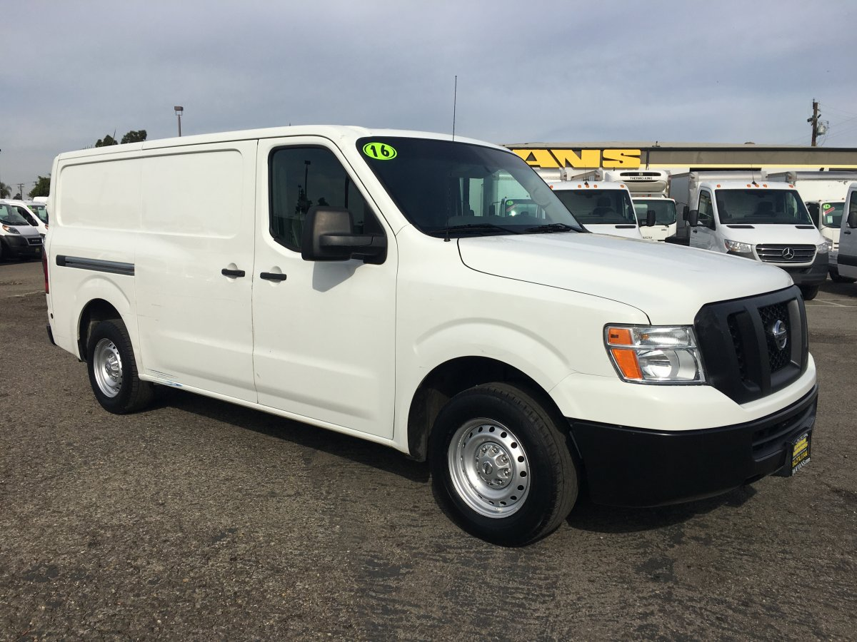 2016 Nissan NV1500 Cargo Van in Fountain Valley, CA