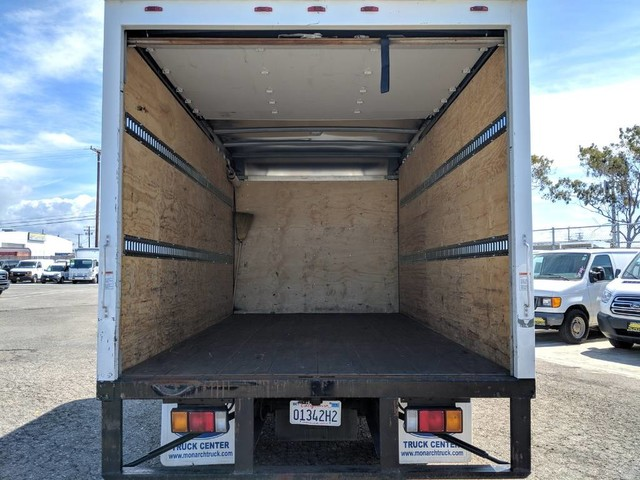 2018 Isuzu NPR XD 16FT Box Truck