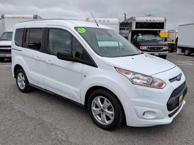 Used 2017 Ford Transit Connect Passenger Mini Van XLT  in Fountain Valley, CA
