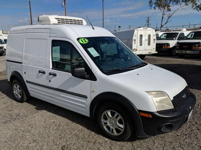Used 2012 Ford Transit Connect Refrigeration Mini Cargo Van in Fountain Valley, CA