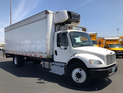 2013 Freightliner M2 106 Refrigeration Reefer Box Truck DIESEL in Fountain Valley, CA