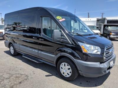 2016 Ford Transit-350 Extended Mid Roof 15 Passenger Van XL in Fountain Valley, CA