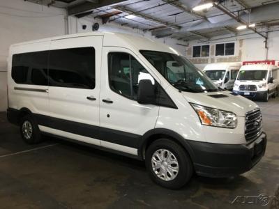 2015 Ford Transit-350 Extended Long Mid Roof 12 Passenger Van