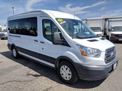 2015 Ford Transit-350 Extended Mid Roof 12 Passenger Van XL in Fountain Valley, CA