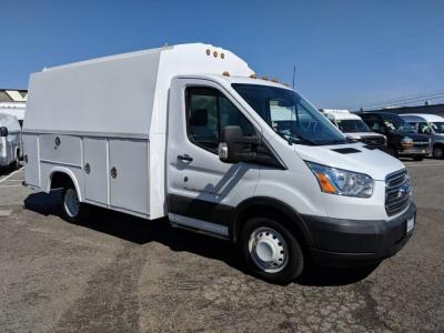 2015 Ford Transit-350 HD Plumber Truck in Fountain Valley, CA