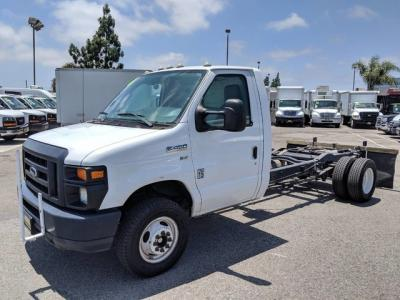 2012 Ford E-450 Cab Chassis in Fountain Valley, CA