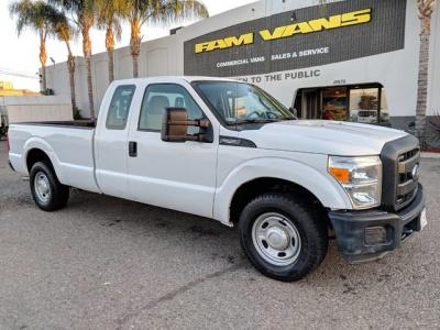 2015 Ford F-250 SD Pickup Truck in Fountain Valley, CA