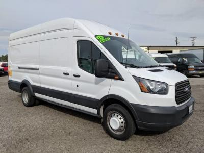 2016 Ford Transit-350 HD Extended Long High Roof Cargo Van XL DIESEL in Fountain Valley, CA