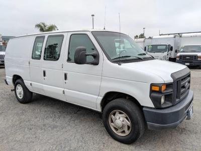 2008 Ford E-150 Cargo Van in Fountain Valley, CA