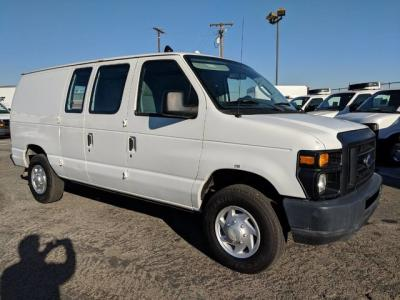 2009 Ford E-250 Cargo Van CNG in Fountain Valley, CA