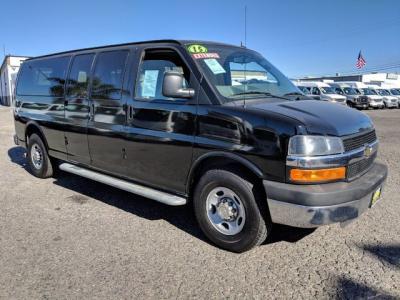 2015 Chevrolet Express 3500 Extended 15 Passenger Van