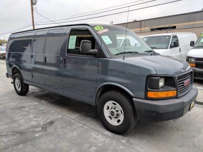 2012 GMC Savana 2500 Extended Cargo Van