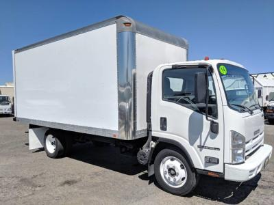 2014 Isuzu NPR HD 16ft Box Truck