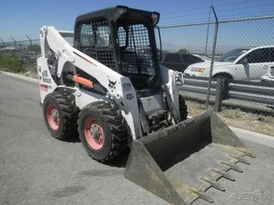 2015 Bobcat S650 Compact Skid Steer Loader DIESEL in Fountain Valley, CA