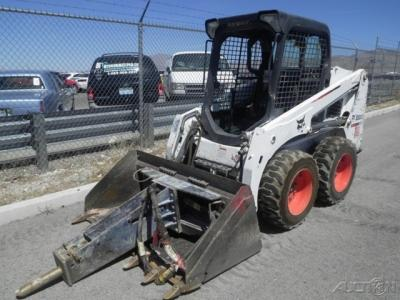 2014 Bobcat S450 Compact Skid Steer Loader DIESEL in Fountain Valley, CA