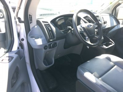 2017 Ford Transit-150 Mid Roof Handicap Van with Wheelchair Lift DIESEL in Fountain Valley, CA