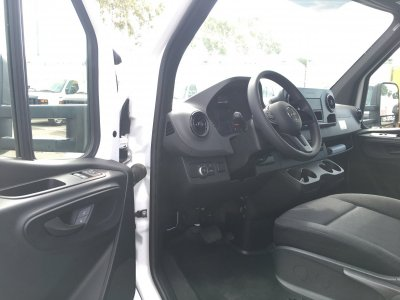 2019 Mercedes-Benz Sprinter 3500 14FT Stake Bed Truck DIESEL in Fountain Valley, CA