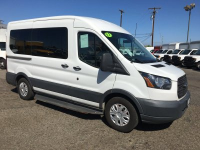 2017 Ford Transit-150 Mid Roof Handicap Van with Wheelchair Lift in Fountain Valley, CA