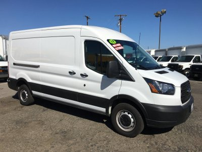 2019 Ford Transit-250 Extended Mid Roof Cargo Van in Fountain Valley, CA