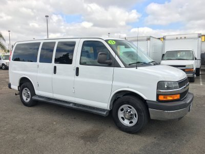 2015 Chevrolet Express 2500 6 Passenger Van in Fountain Valley, CA
