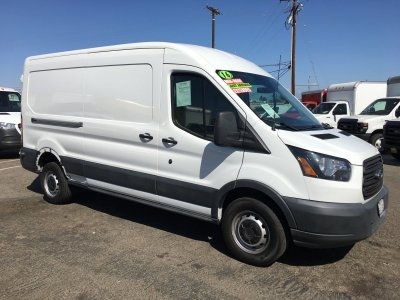2016 Ford Transit-250 Extended Mid Roof Cargo Van XL