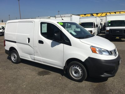 2017 Nissan NV200 Cargo Mini Van in Fountain Valley, CA