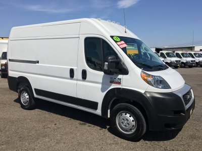 2019 Ram ProMaster 2500 Extended High Roof Tradesman Cargo Van