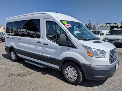 2015 Ford Transit-350 Extended Mid Roof 15 Passenger Van in Fountain Valley, CA