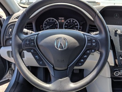 2017 Acura ILX Sedan with Tech Package in Fountain Valley, CA