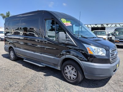 2016 Ford Transit-350 Extended Mid Roof 15 Passenger Van in Fountain Valley, CA
