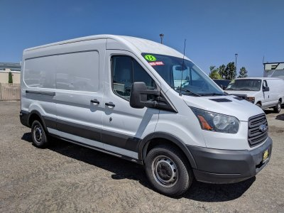 2015 Ford Transit-250 Extended Mid Roof Cargo Van