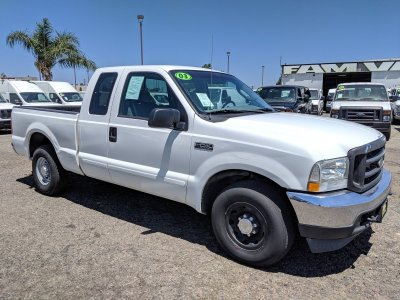 2003 Ford F-250 SD Pickup Truck in Fountain Valley, CA