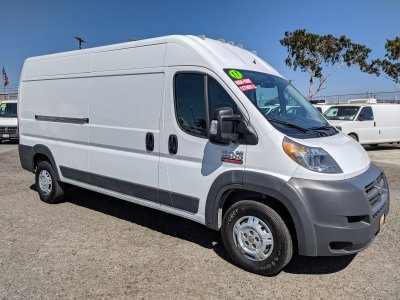 2017 Ram ProMaster 2500 Extended High Roof Tradesman Cargo Van XL
