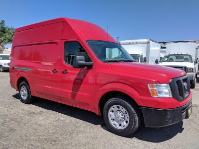2013 Nissan NV2500 HD S V6 High Roof Cargo Van in Fountain Valley, CA