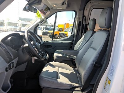 2017 Ford Transit-150 Mid Roof Cargo Van with Gurney Equipment DIESEL in Fountain Valley, CA