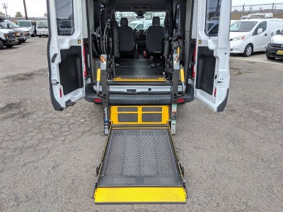 2016 Ford Transit-150 Mid Roof Handicap Van with Wheelchair Lift in Fountain Valley, CA