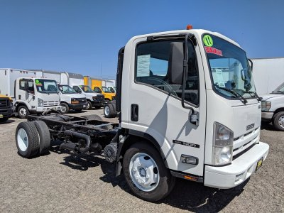 2011 Isuzu NQR Cab Chassis DIESEL in Fountain Valley, CA