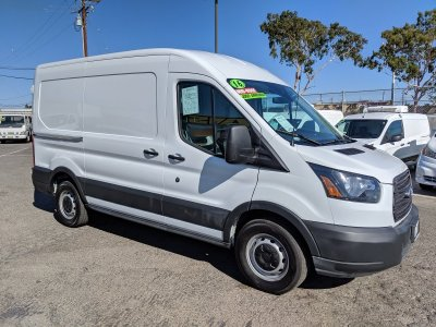 2016 Ford Transit-150 Mid Roof Cargo Van in Fountain Valley, CA