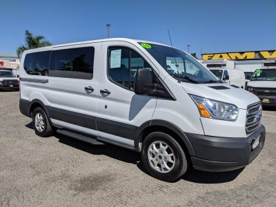 2016 Ford Transit-150 Low Roof 10 Passenger Van in Fountain Valley, CA