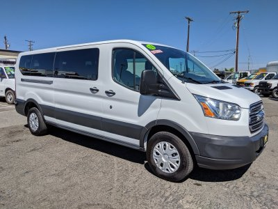 2016 Ford Transit-350 Extended Low Roof 15 Passenger Van XLT in Fountain Valley, CA