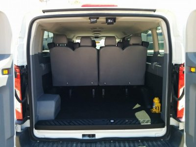 2015 Ford Transit-350 Extended Long Low Roof 12 Passenger Van XL in Fountain Valley, CA