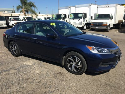 2016 Honda Accord LX Sedan in Fountain Valley, CA